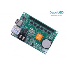 HD-E64 Running Text Controller Card | 256 x 1024 | USB dan Ethernet