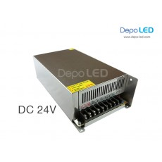 Hi-Efficiency Power Supply DC 24V 20A | 480W