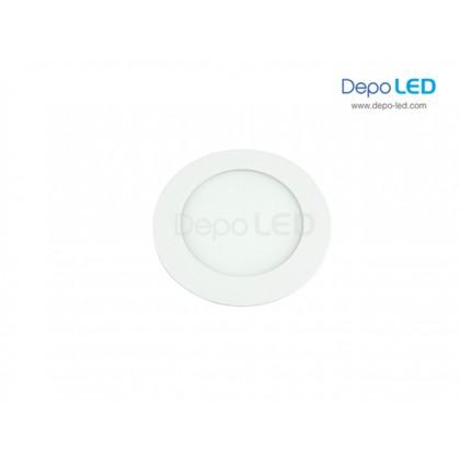 SLIM Downlight Panel LED 6Watt | AC 220V