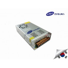 Power Supply ANX Indoor 350W DC 12V | 30A