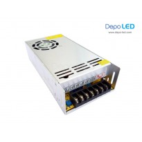 Eco Power Supply 30A | 350W DC 12V dengan KIPAS PENDINGIN