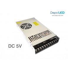 Hi-Efficiency Power Supply SLIM DC 5V 70A | 350W