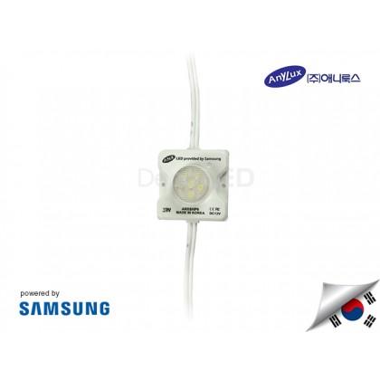 LED Module Samsung 6 mata | 3W 12V