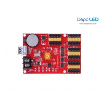 HD-U63 Running Text Controller Card | 128 x 512 | USB