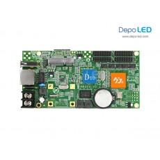 HD-D10 Videotron + Running Text Full Colour Controller | 64 x 384 | USB dan Ethernet