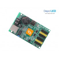 HD-E62 Running Text Controller Card | 64 x 1024 | USB dan Ethernet