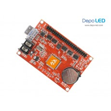 HD-U64 Running Text Controller Card | 256 x 1024 | USB