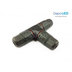 L20 3-Way T Cable Gland Waterproof | IP67