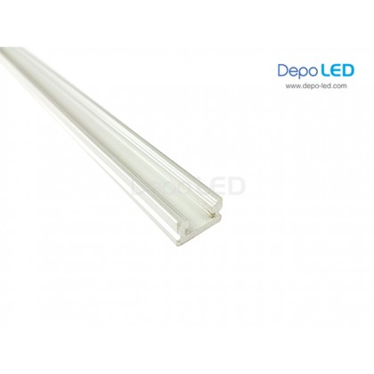 Housing LED Rigid SAMSUNG Aluminium x 1m