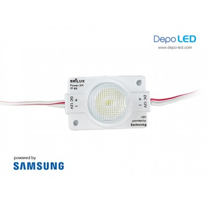 SIDELIGHT LED Module Samsung 1 mata | 2W 12V