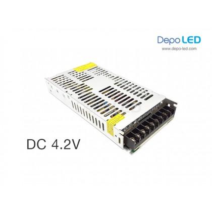 Hi-Efficiecy Power Supply SLIM DC 4.2V 40A | 200W