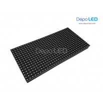 Modul P10 SMD OUTDOOR 1/4s Full Color | 32cm x 16cm