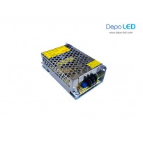 Hi-Efficiency Power Supply 5A | 60W DC 12V