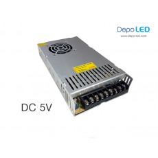Power Supply SLIM DC 5V 60A | 300W