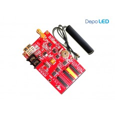 HD-W6B USB + Wifi Running Text Controller Card | 48 x 1024