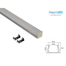 Housing LED OUTBOW