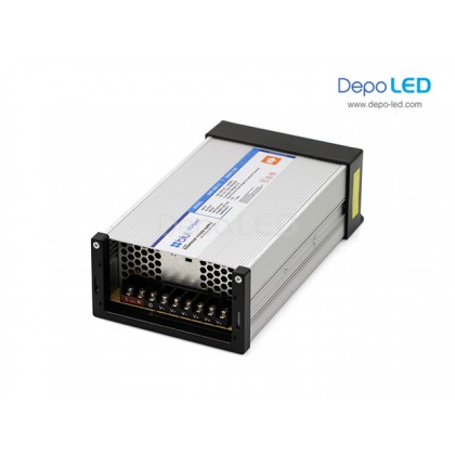 Power Supply Outdoor 600W RAINPROOF DC 12V | 50A