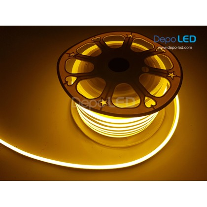 LED Neon Flexible 8mm | YELOW