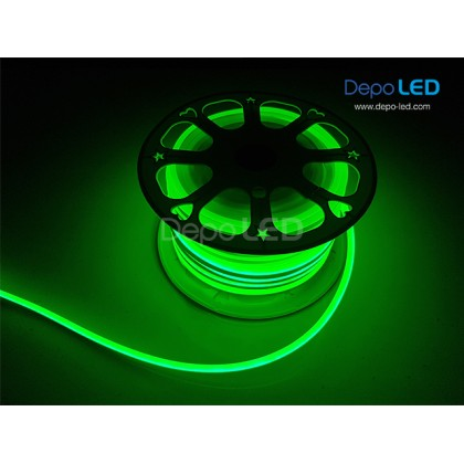 LED Neon Flexible 8mm | GREEN