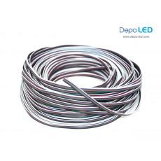 Kabel EVZ 5 RGBW untuk LED | 5 Lines