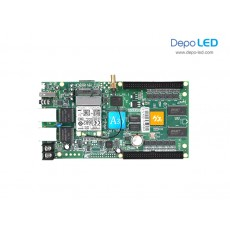 HD-A30 Full Colour Videotron Sending Card | 1024 x 512 | Ethernet + WIFI
