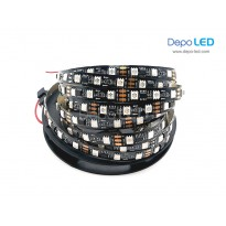 WS2811 LED Strip IP30 60LEDs/m | 12V