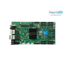 HD-C15 Hybrid 2in1 (SENDING + RECEIVING) Full Colour Videotron Controller | 320 x 384 | USB dan Ethernet