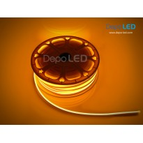LED Neon Flexible 5mm | ORANGE