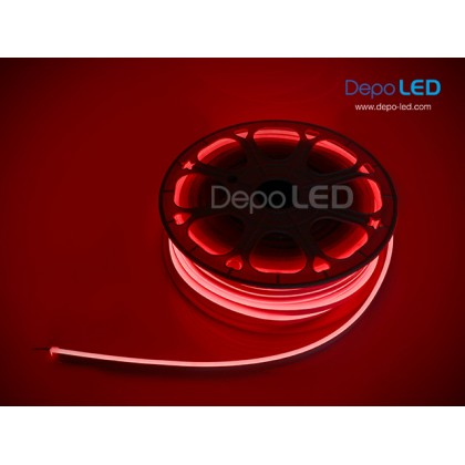 LED Neon Flexible 5mm | RED