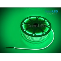 LED Neon Flexible 5mm | GREEN