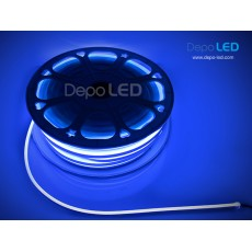 LED Neon Flexible 5mm | BLUE