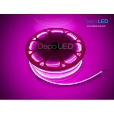 LED Neon Flexible 5mm | PINK