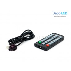 HD InfraRed Remote Control