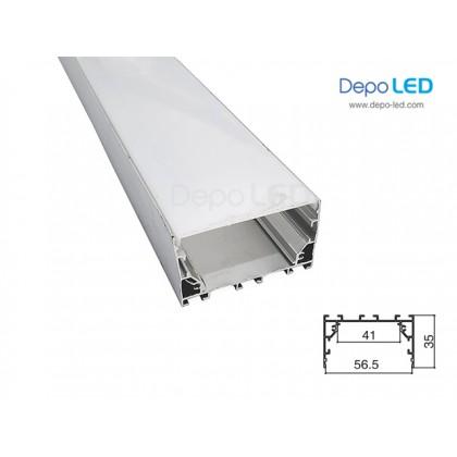 Housing LED OUTBOW 5.5cm x 4.5cm