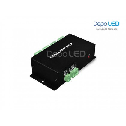 TTL - SPI Digital IC LED Amplifier & Splitter