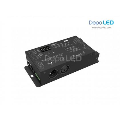 DMX 512 + RDM Decoder 4ch 32A | RGBW atau RGBWW