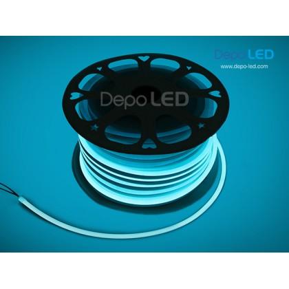 LED Neon Flexible 8mm | ICE BLUE