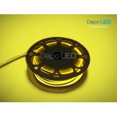 LED Neon Flexible 5mm | YELLOW