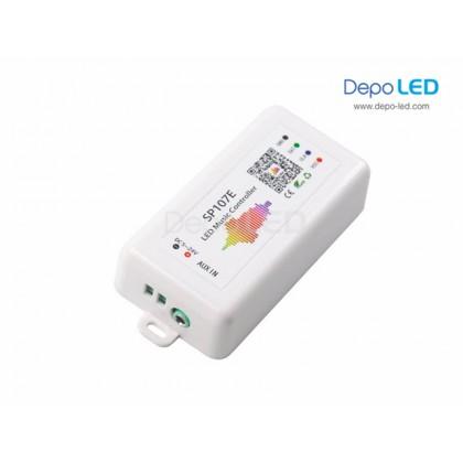 Bluetooth SPI Music LED Controller | SP107E