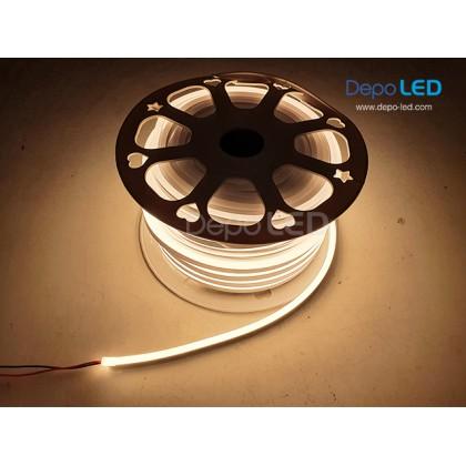 LED Neon Flexible 8mm | WARM WHITE