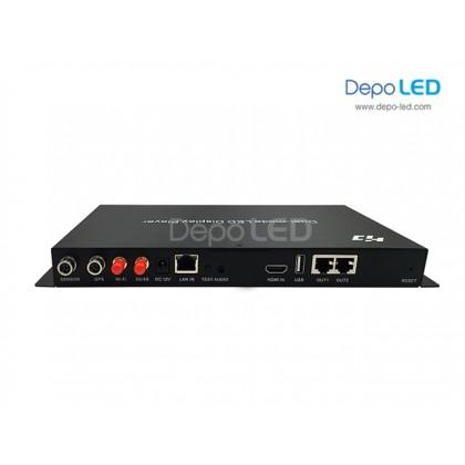 HD-A4 Videotron Player/Sending Box  | 1280 x 512