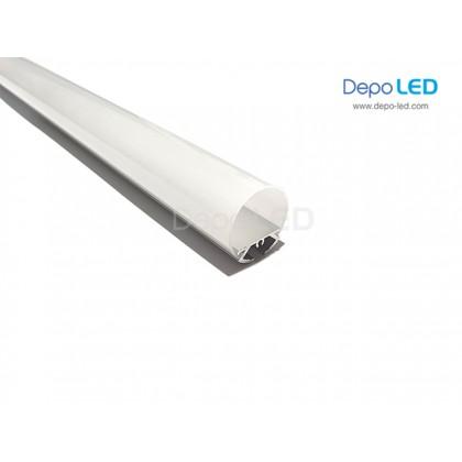 Housing LED CYLINDER D30 - 3cm
