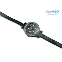 GS8206 4cm Addressable LED Module DC 24V | 6 LED/modul