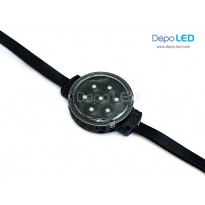 GS8206 5cm Addressable LED Module DC 24V | 7 LED/modul