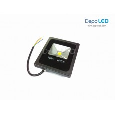 Slim Floodlight LED 10Watt | AC 220V