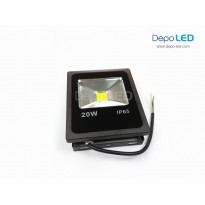 Slim Floodlight LED 20Watt | AC 220V