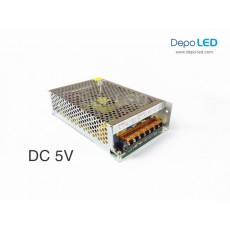 Hi-efficiency Power Supply DC 5V 10A | 50W