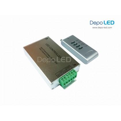 4 Key RGB Controller   Wireless RF Radio Frequency