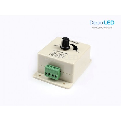 LED Dimmer Outbow 8A | DC 12V