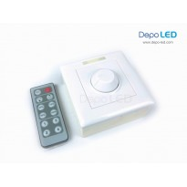 LED Dimmer Inbow 8A + Remote Control | DC 12V